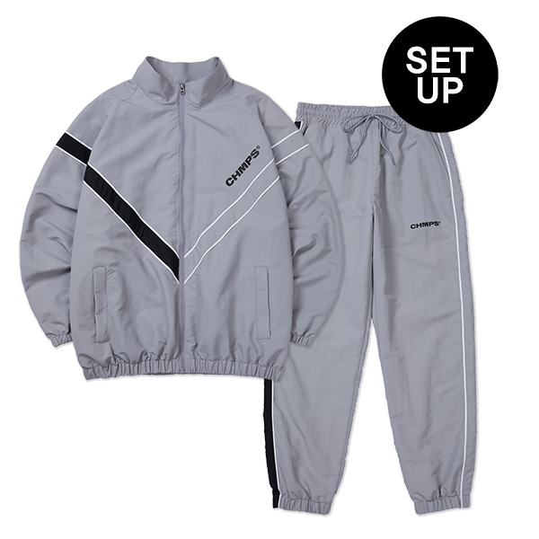 CHMPS WIND SET-UP GREY