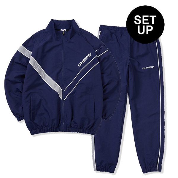 CHMPS WIND SET-UP NAVY