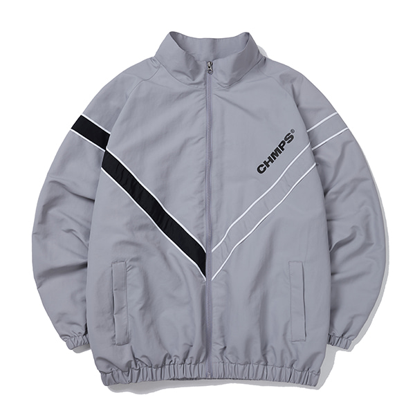 CHMPS WIND JACKET CETCMJK05GY